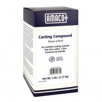 AMA52761T - Plaster Of Paris 5 Lb. in Casting Compounds