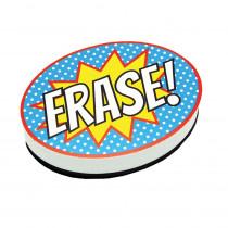 ASH10051 - Superhero Erase Magnetic Whiteboard Eraser in General