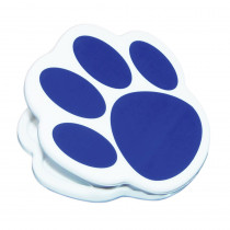 ASH10223 - Magnet Clips Blue Paw in Clips