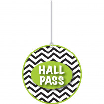 ASH10444 - Chevron Hall Pass in Hall Passes