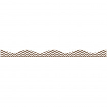 ASH11118 - Big Magnetic Border Choco Chevron in Border/trimmer