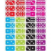 ASH11302 - Math Die Cut Magnets Dominoes in Dominoes