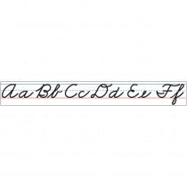 ASH11307 - Magnetic Cursive Alphabet Lines Lrg in Alphabet Lines