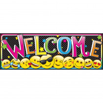 ASH11310 - Emoji Magnetic Welcome Banner in General
