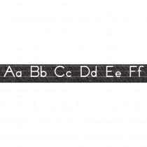 ASH19017 - Scribble Chalk Manuscript Magnetic Alphabet Line Small in General
