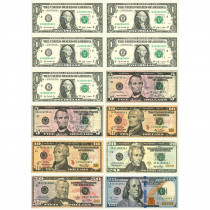 ASH40011 - Money Foam Manipulatives Us Dollars in Money
