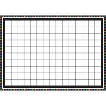 ASH77018 - Magnetic Classroom Charts Grid Diagram in Magnetic Boards