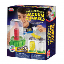 Incredible Vacuum Chamber - BAT2317 | Be Amazing Toys | Experiments