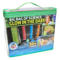 Big Bag of Glow in the Dark Science - BAT2332 | Be Amazing Toys | Experiments