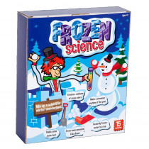 Frozen Science - BAT4520 | Be Amazing Toys | Physical Science
