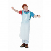 BAUM64620 - Childrens Disposable Aprons 100Pk in Aprons