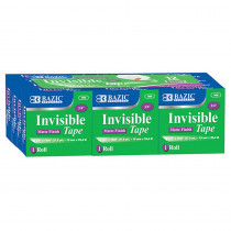 BAZ906 - Bazic Tape Refill Invisible Tape in Tape & Tape Dispensers