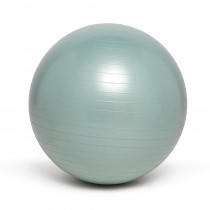 Balance Ball, 55cm, Silver - BBAWBS55SI | Bouncy Bands | Physical Fitness