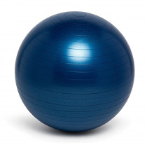 Balance Ball, 65cm, Blue - BBAWBS65BU | Bouncy Bands | Physical Fitness