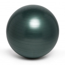 Balance Ball, 65cm, Dark Gray - BBAWBS65GY | Bouncy Bands | Physical Fitness