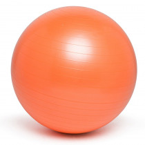 Balance Ball, 65cm, Orange - BBAWBS65OR | Bouncy Bands | Physical Fitness