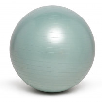 Balance Ball, 65cm, Silver - BBAWBS65SI | Bouncy Bands | Physical Fitness
