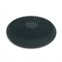 Little Wiggle Seat Sensory Cushion, Dark Gray - BBAWS27GY | Bouncy Bands | Floor Cushions