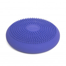 Little Wiggle Seat Sensory Cushion, Purple - BBAWS27PU | Bouncy Bands | Floor Cushions