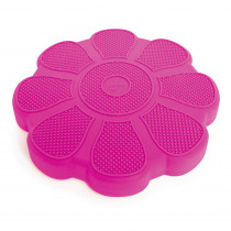 Wiggle Seat Sensory Cushion, Rose Flower - BBAWSSFLRE | Bouncy Bands | Floor Cushions