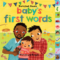 BBK9781782853213 - Babys First Words Board Book in Classroom Favorites