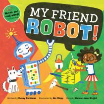 BBK9781782853237 - My Friend Robot in Classroom Favorites