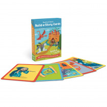 Build-a-Story Cards: Magical Castle - BBK9781782853831 | Barefoot Books | Language Arts