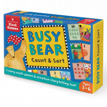 BBK9781782854302 - Busy Bear Count & Sort in Classroom Favorites