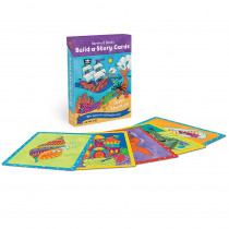 Build-a-Story Cards: Ocean Adventure - BBK9781782857396 | Barefoot Books | Language Arts