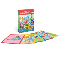 Build-a-Story Cards: Community Helpers - BBK9781782857402 | Barefoot Books | Language Arts
