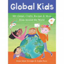 Global Kids - BBK9781782858294 | Barefoot Books | Cultural Awareness