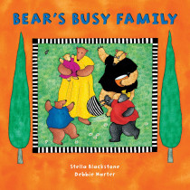 BBK9781841483917 - Bears Busy Family Board Book in Classroom Favorites