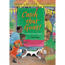 BBK9781846860577 - Catch That Goat A Market Day In Nigeria in Classroom Favorites