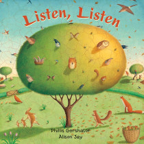 BBK9781846862014 - Listen Listen Board Book in Classroom Favorites