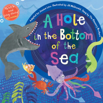 BBK9781846868627 - A Hole In The Bottom Of The Sea in Classroom Favorites