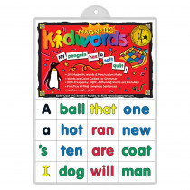 BCP2600 - High Frequency Words Learning Magnets 205Pk in Word Skills