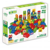 BDDBB00008 - Biobuddi Buildng Blocks & Grn Bases in Blocks & Construction Play