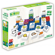BDDBB0001 - Biobuddi Learning Animals Blocks in Blocks & Construction Play