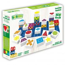 BDDBB0004 - Biobuddi Learning Shapes Blocks in Blocks & Construction Play