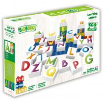 BDDBB0005 - Biobuddi Learning Letters Blocks in Blocks & Construction Play