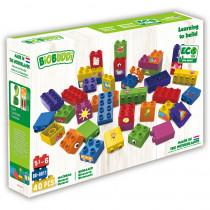 BDDBB0011 - Biobuddi Educational Buildng Blocks in Blocks & Construction Play