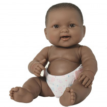BER16550 - Lots To Love 10In African American Baby Doll in Dolls