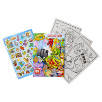 #SquadGoals Coloring Book - BIN40495 | Crayola Llc | Art Activity Books