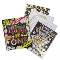 Art With Edge Coloring Book Just Sayin' Volume II, Bling it On - BIN40512 | Crayola Llc | Art Activity Books