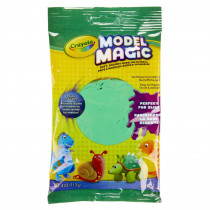BIN4444 - Model Magic 4 Oz Green in Clay & Clay Tools