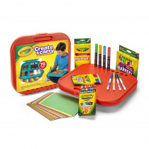 Create & Carry Case - BIN46814 | Crayola Llc | Art & Craft Kits