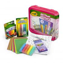 All That Glitters - BIN46887 | Crayola Llc | Art & Craft Kits