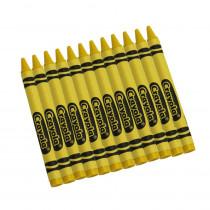 BIN520836034 - Crayola Bulk Crayons 12 Ct Yellow in Crayons