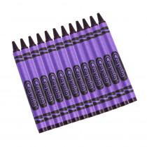 BIN520836040 - Crayola Bulk Crayons 12 Ct Violet in Crayons