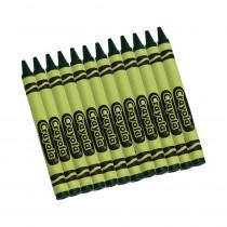 BIN520836044 - Crayola Bulk Crayons 12 Count Green in Crayons
